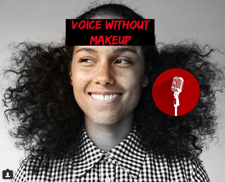 SucksRadio: :A Voice Without Makeup | Alicia Keys Going ALA Natural from The Spontaneous Combustion Chamber