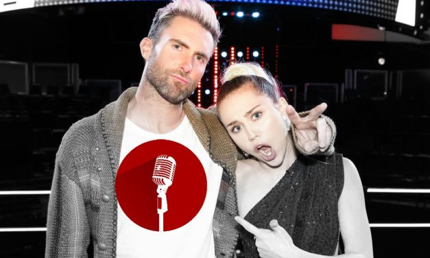 SucksRadio: :Miley and Adam Throw Downs|Miley and Adam Go To Fisticuffs on the Voice