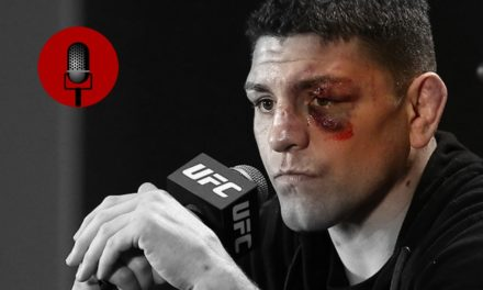 SucksRadio: :Don't be a wussy|Nick Diaz Kicks Ass at the Bellagio from The Spontaneous Combustion Chamber