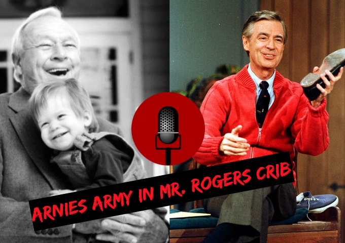 SucksRadio: :Arnies Army in Mr. Rogers Crib|The meat and potatoes of inner peace