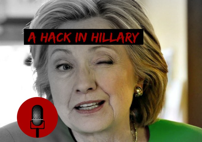 SucksRadio: :A Hack in Hilary   Gone Awry With a Clinton, Really?