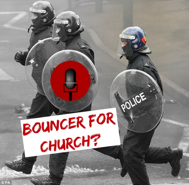SucksRadio: :Greeters To Bouncers, Really? Protecting our places of worship from Islamic Wacko's