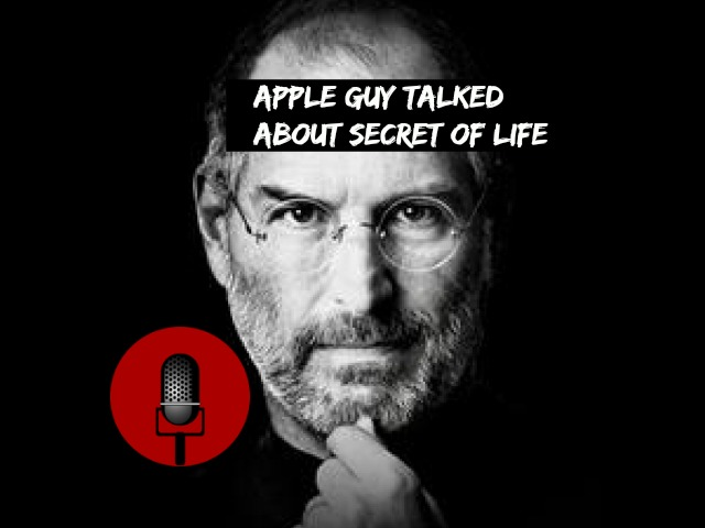 SucksRadio: :Steve Jobs does Houdini without His Mumsy Greatness from the Apple Guy