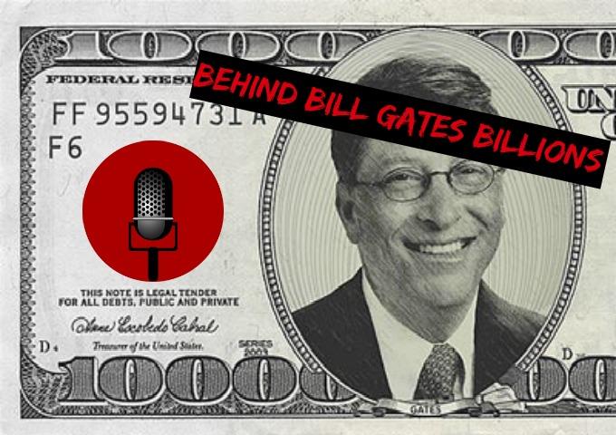 SucksRadio: :Behind Bill Gates Billions|So What's Goin on in Washington State?