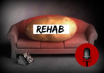 Sucks Radio: :Rehabbing a Drugged Couch Potato Penita