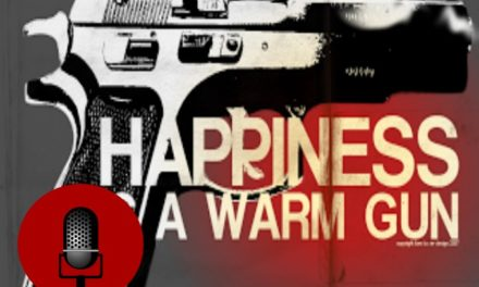 SucksRadio: :Trippin Out Tuesday is No Warm Gun|The weird truth about guns
