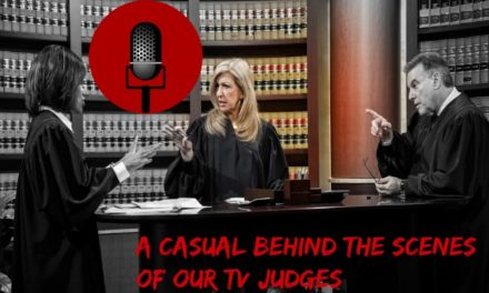 SucksRadio: :Those Legal Judge Freaks A Casual Behind the Scenes of our TV Judges