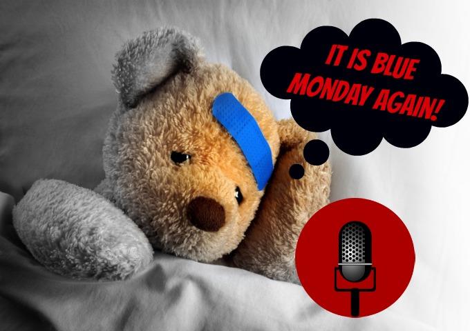 SucksRadio: :Blue Monday Makes Me Sick Tragic begets Tragic