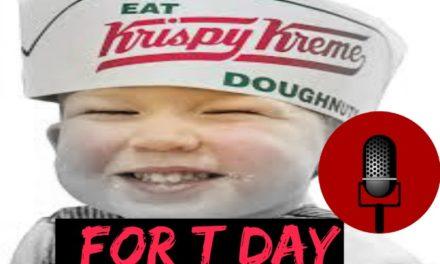 SucksRadio: :Krispy Kreme Is Prep for T-Day