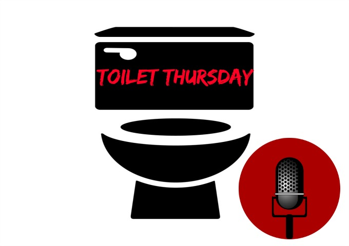 SucksRadio: :Toilet Thursday