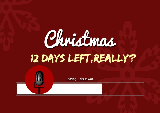 SucksRadio: :12 Days to Christmas, Really?