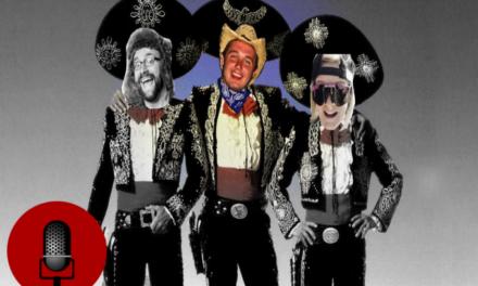SucksRadio: :The Three Wise Amigos