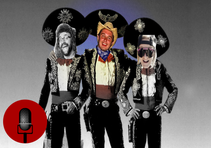 SucksRadio: :The Three Wise Amigos